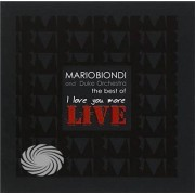 Video Delta Biondi,Mario/Duke Orchestra - Best Of I Love You-Live - CD