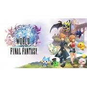 WORLD OF FINAL FANTASY (COMPLETE EDITION) - STEAM - MULTILANGUAGE - WORLDWIDE - PC