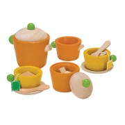Tea Set by Plan Toys
