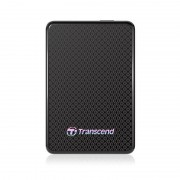 Hard disk extern Transcend ESD400 Portable 256GB 2.5 inch USB 3.0 Black