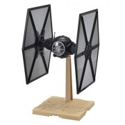 """Bandai Hobby Plastic Model First Order Tie Fighter """"Star Wars: The Force Awakens"""" Kit (1/72 Scale)"""