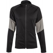 Dainese HP2 Mid Full Zip Ladies Functional Jacket Black Grey XS