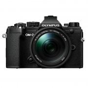 Olympus OM-D E-M5 Mark III + 14-150/4,0-5,6 Svart