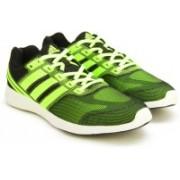 ADIDAS ADI PACER ELITE M Running Shoes For Men(Black, Green)