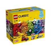 Lego Конструктор Lego Classic Модели на колёсах 10715