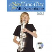 MusicSales - A new tune a day - boek 1 voor altsaxofoon