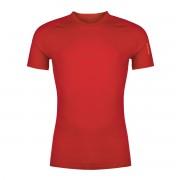 ZAJO   Bjorn Merino Tshirt SS 2018 S Racing Red