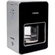 Nova NCM-018D 2 Cups Coffee Maker(Black, Grey)