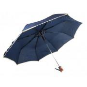 New Berry UNISEX vystřelovací deštník modrý A-018