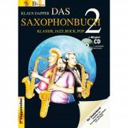 Voggenreiter Das Saxophonbuch 2 (Version Bb) Klaus Dapper, inkl. CD