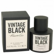 Kenneth Cole Vintage Black For Men By Kenneth Cole Eau De Toilette Spray 3.4 Oz