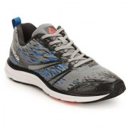 Reebok Mens Blue Gray Sport Shoes