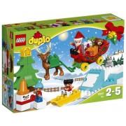 LEGO Duplo - Mikulás téli ünnepe (10837)