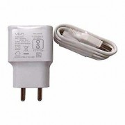 New Vivo Fast Charger With USB Cable 2Amp Charger For All Vivo Mobile .