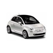 Fiat 500 A Roma