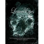 Leaves Eyes - We Came With The Northern Winds En Saga I Belgia (0693723509570) (2 DVD + 2 CD)