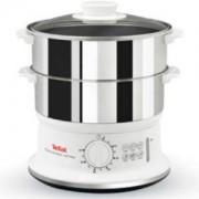 Уред за готвене на пара Tefal VC145130, Таймер, Купа за ориз, Индикатор за нивото на водата