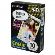 Fujifilm Instax Mini Pack Comics film instant