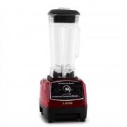 Klarstein Herakles 2G-B batidora de vaso smoothie maker 1200 W sin BPA rojo (IB-Herakles-2G-R)
