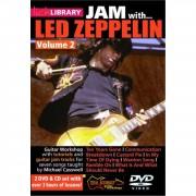 Roadrock International Lick Library: Jam With Led Zeppelin 2 DVD, CD