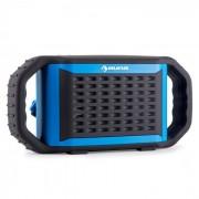 Poolboy Coluna Bluetooth à prova de água USB AUX Azul
