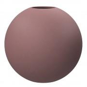 Cooee Ball Vas 20 cm Cinder rose