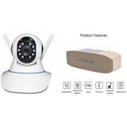 Mirza Wifi CCTV Camera and Hopestar H11 Bluetooth Speaker for LG OPTIMUS L9 II(Wifi CCTV Camera with night vision |Hopestar H11 Bluetooth Speaker)