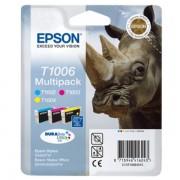 Epson T1006 / C 13 T 10064010 Tintenpatrone cyan magenta yellow original