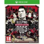 Sleeping Dogs Definitive Edition Limited Edition Xbox One