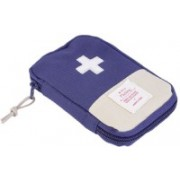 PackNBuy Portable First Aid Kit Pouch Bag(Blue)