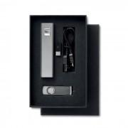 Powerbank en USB stick