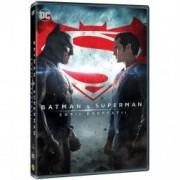 BATMAN V SUPERMAN DAWN OF JUSTICE DVD 2016