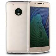Funda Para Celular Motorola Moto G5 Plus - Transparente