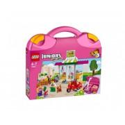Куфар със супермаркет LEGO® Juniors 10684