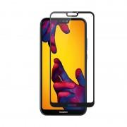 Folie sticla 5D Huawei P20 - Negru