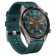 Huawei Watch GT Active Fluorelastomer Strap Dark Green