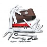 Briceag Multifunctional Victorinox Swiss Tool Spirit XC Plus Ratchet, 38 Functii, 11.5cm
