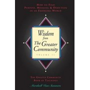 Wisdom from the Greater Community, Vol II, Paperback/Marshall Vian Summers