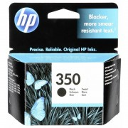 HP Original Tintenpatrone CB335EE (No.350), black