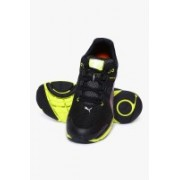 Puma Faas 1000 V1.5 Black-Silver Metallic-Sulphur Spring Running Shoes For Men(Black)