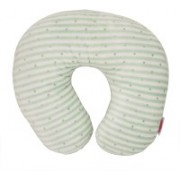 "JOURNEY9 PP COTTON ""U"" PILLOW GREEN PRINT Neck Pillow(GREEN)"