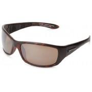 Peppers Pepper's FL7344-5 Polarized Sport Sunglasses,Dark Tortoise,One size