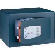 Seif certificat Technomax GMD/4, EN 14450 S2, antiefractie, inchidere cu cheie si cifru mecanic 280 x 400 x 350 mm