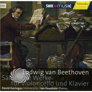 Video Delta Beethoven,L.V. - Complete Works For Cello & Piano - CD