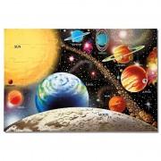 Melissa Doug jucarie educativa puzzle de podea Sistemul Solar