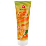 Dermacol Aroma Ritual gel de duche revitalizante sorvete de tangerina 250 ml