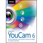 Cyberlink YouCam 6 Standard (download versie) (CY1371AE)