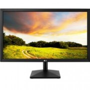 "Монитор LG 24MK400H-B, 23.8"" (60.45 cm) TN панел, Full HD, 5ms, 5 000 000:1, HDMI, VGA"