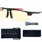 Gunnar Optiks Gaming Glasses Blue Light Blocking Glasses Torpedo 360/Onyx by Gunnar 65% Blue Light Protection & Sun Lens, 100% UV Light, Anti-Reflective To Protect & Reduce Eye Strain & Dryness