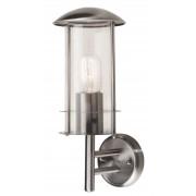 Franssen Verlichting Finmotion wandlamp staand rond - RVS